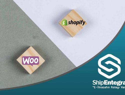 Shopify ve WooCommerce Farkları Nelerdir?
